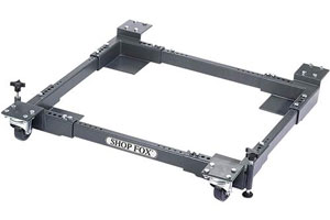 Adjustable Extra Heavy-duty Mobile Base - D2058