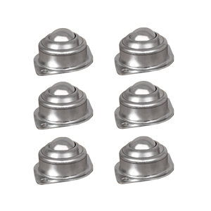 "Fulton 5/8"" Heavy Duty Mini-Ball Rollers"