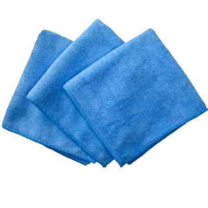 Microfiber Cloth 3 Pack