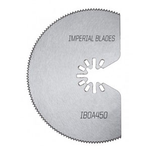 ONE FIT 4″ ROUND HSS BLADE IBOA450