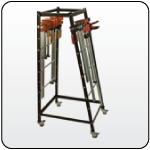 Mobile Clamp Rack