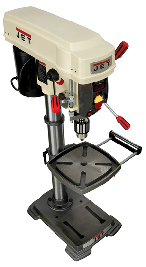 "Jet 12"" Benchtop Drill Press JDP-12"