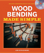 Wood Bending Made Simple with DVD
