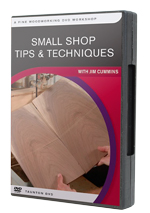 Small Shop Tips & Techniques