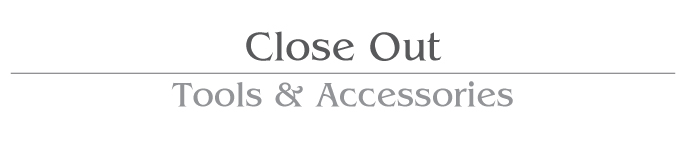 Close Out Tools & Accessories