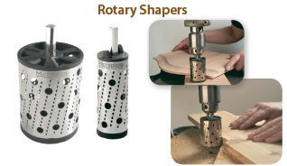 Image of Microplane Rotary Shaper