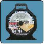 Freud Box Joint Saw Blade Set