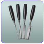 4 Piece Chisel Set
