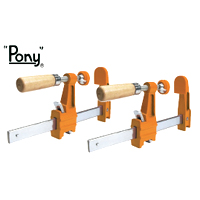 Pony Light Duty Bar Clamp