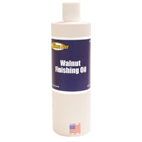 Ron Brown's Best Walnut Finishing Oil - 16 oz bottle