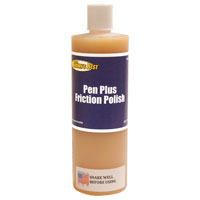 Ron Brown's Best Pen Plus Friction Polish 16 oz bottle