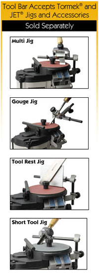Tool Bar Jig and Accessories