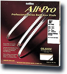 AllPro Band Saw blades