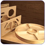 Bowl & Tray Template Kit