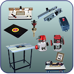 Link to Router Tables and Accessories