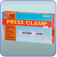 Shop Fox Press Clamp D2893