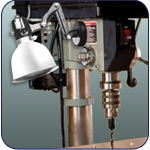 Magnetic Drill Press Light