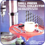 Drill Press Tool Tray