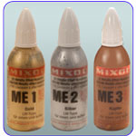 Mixol Tints & Metal Effects