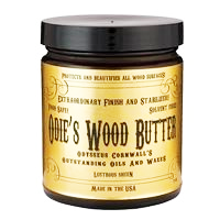 Odie's Wood Butter 9 oz Jar