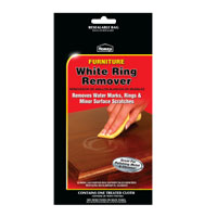 "Furniture White Ring Remover Cloth 7""x11"""
