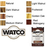 WATCO Danish Oil is a unique blend of penetrating oil & varnish hardens in the wood, not on the wood.