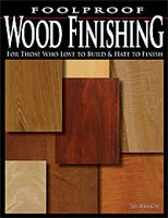 Foolproof Woodfinishing by Teri Masaschi