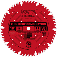 Image of 10 inch Thin Kerf Combination Blade