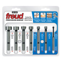 freud 7 pc forstner bit set pb-106B