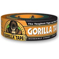 Gorilla Tape 2-Inch by 35-Yard Tape Roll