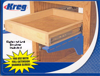Kreg™ Drawer Mounting Brackets