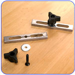 Miter Slot Locking Fixture Kit