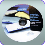 Norton Sharpening Woodworking Tools DVD