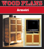 Armoiri Woodworking Plan