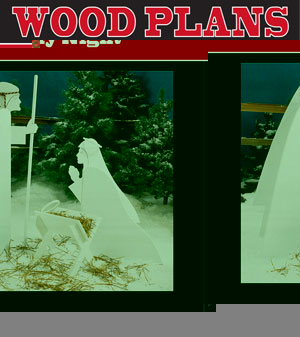 O' Holy Night Woodworking Plan
