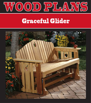 Graceful Glider Woodworking Plan