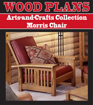 Arts-and_Crafts Collection Morris Chair