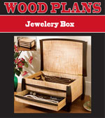 Jewelry Box Woodworking Plan