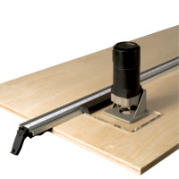 Pro Grip Laminate Trim Router Plate
