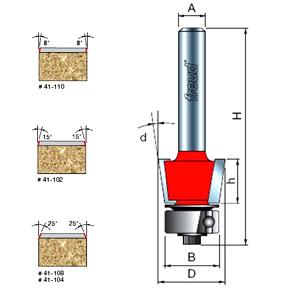 Freud Bevel Router Bit
