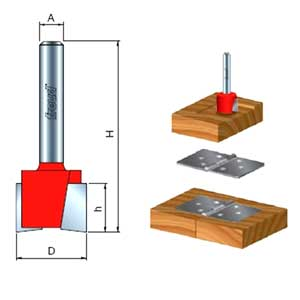 Freud Mortising Router Bit