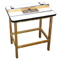 Deluxe Router Table Plans