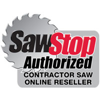 SawStop Authorized Contractor Saw Online Reseller