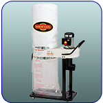 Shop Fox 1 Hp Dust Collector
