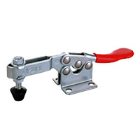 Small Horizontal Handle Toggle Clamp 200 lb Capacity Image