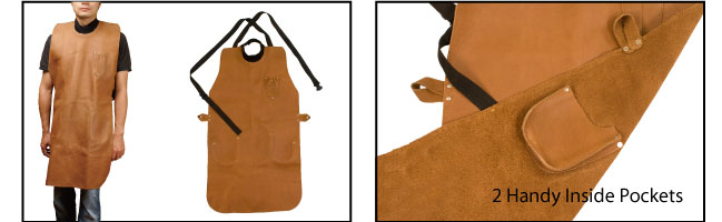 Woodturner's Genuine Leather Apron