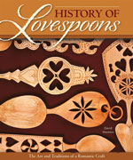 History of Lovespoons - Book