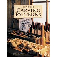 Clasic Carving Patterns Book