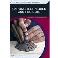 Carving Techniques and Projects DVD