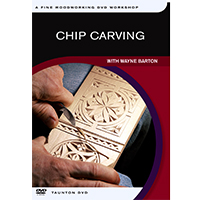 Chip Carving DVD